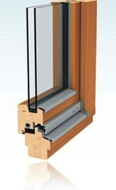 Gaulhofer wood window