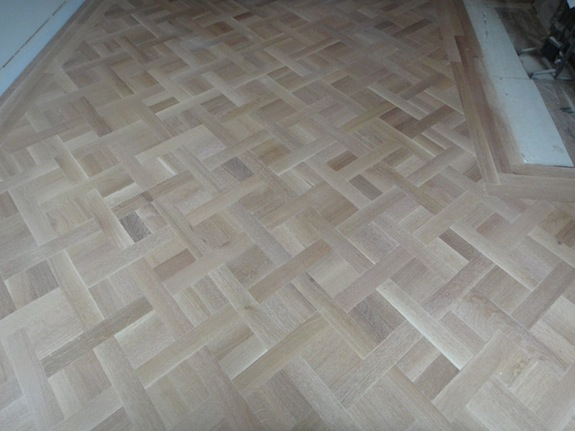 basket weave parquet