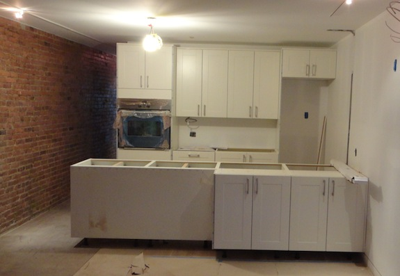 rental kitchen cabinets